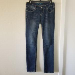 4/$20 Arya Low Rise Navassa Skinny Jeans 3/4